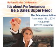 Be a Sales Super Hero!