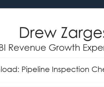 Pipeline - Sales Pro Central