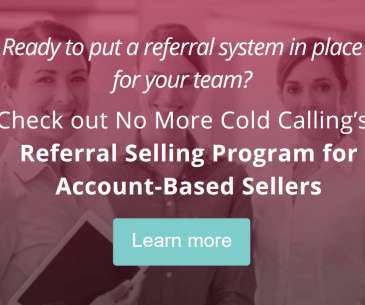Marketing and Referrals - Sales Pro Central